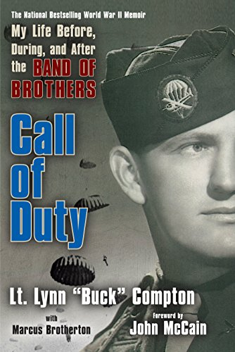 Download Call of Duty: My Life Before, During and After the Band of Brothers 0425227871