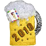 APINATA4U 2019 ビールマグ ピニャータ 新年テーマ