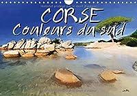 Corse Couleurs Du Sud 2017: Serie De 13 Tableaux, D'une Selection De Vues Pittoresques De L'ile (Calvendo Art)