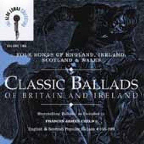 Folk Songs of England Ireland & Scotland 2