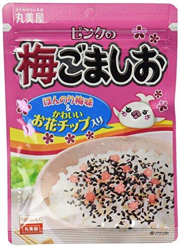丸美屋 ピンクの梅ごましおNP 45g