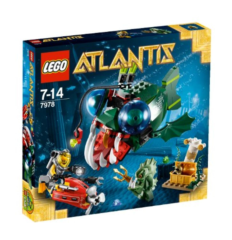 レゴ (LEGO) アトランティス アングラーアタック 7978