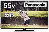 パナソニック 55V型 4Kダブルチューナー内蔵 有機EL テレビ Dolby Atmos(R)対応 VIERA TH-55GZ1000