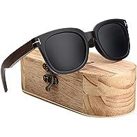 Custom Engraved Women Wooden Wayfarer Sunglasses Polarized Lens Ladies Sun Glasses in Wood Sunglasses Box for Best Gifts by Ablibi