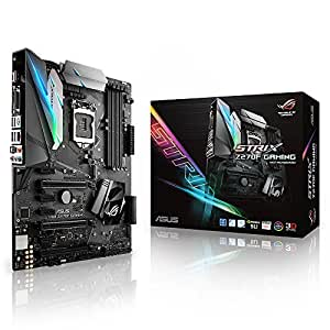 ASUSTeK Intel Z270搭載 マザーボード LGA1151対応 ROG STRIX Z270F GAMING【ATX】