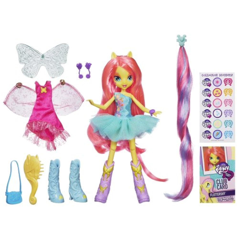 マイリトルポニー (MY LITTLE PONY)Equestria Girls FLUTTER SHY Doll