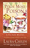 Pekoe Most Poison (Tea Shop Mystery: Wheeler Publishing Large Print Hardcover)