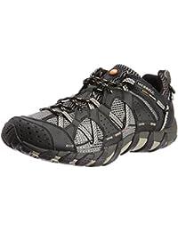 (9 UK, Multicolour (Black)) - Merrell Men's Waterpro Maipo Hiking Shoe