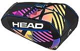 HEAD(ヘッド) テニス ラケットバッグ RADICAL 12R MONSTERCOMBI LTD . Edition 283757