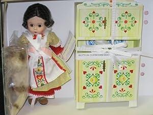 MADAME ALEXANDER DOLL OLD MOTHER HUBBARD ドール 人形 フィギュア(並行輸入)
