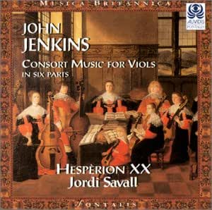 Consort Music For Viols In 6 P