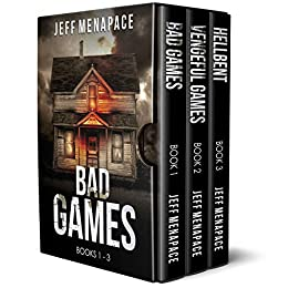 The Bad Games Series: Books 1-3 by [Menapace, Jeff]