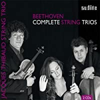 Beethoven: String Trios Op. 3, 8 & 9 by Jacques Thibaud String Trio (2015-05-03)