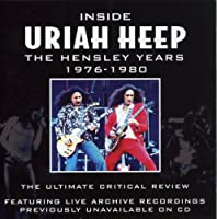 Critical Review: Hensley Years - 1976-1980