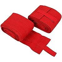 winnereco 1ペアボクシングHandwraps MMAバンデージトレーニング手首保護Fist Punch、7.87 Ftロング