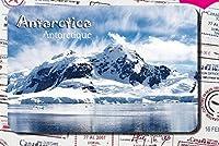 Antarctica特性クリエイティブSouvenirs観光磁気冷蔵庫の南極Paradise Cove