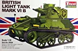 1:35 Vulcan Scale Models British Light Tank Mk. VI B 1:35 Military Vehicles, 1:35 Plastic Models, 1:35 Tanks Vulcan Scale Models [並行輸入品]