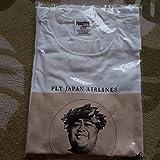 ハワイ Tシャツ Lサイズ JAL 小錦 ハワイ島 ハワイ観光局 白 フラダンス