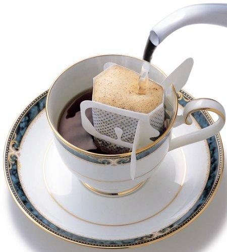 ブルックス 【amazon限定】 ドリップバッグコーヒー ストレート 3種セット 計90袋 ブラジル グアテマラ モカ 珈琲 BROOK'S BROOKS