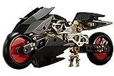 M.S.G モデリングサポートグッズ ギガンティックアームズ06 ラピッドレイダー 全長約235㎜ NONスケール プラモデル