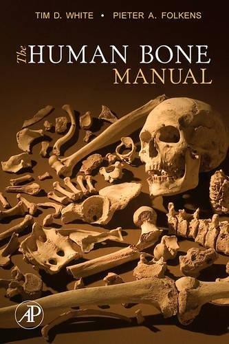 Download The Human Bone Manual 0120884674