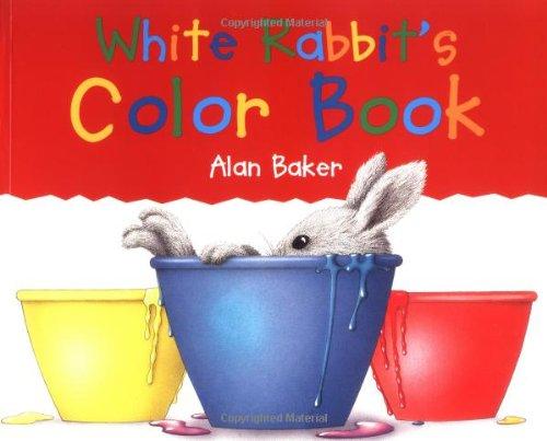 White Rabbit's Color Book (Little Rabbit Books)の詳細を見る