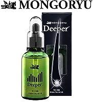 モンゴ流 Deeper 60ml スカルプエッセンス/2017年リニューアル最新版 50種類のスカルプケア成分配合 シークワーサーの香り MONGORYU