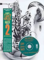 Easy Jazz Duets for Two Tenor Saxophones and Rhythm Section