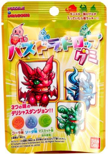 パズドラ ドロップグミ BOX(食玩)