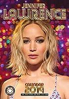 ジェニファー・ローレンス Jennifer Lawrence 2019 輸入カレンダー