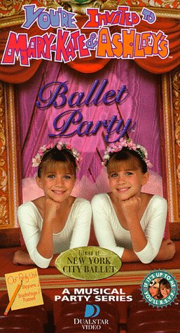 You're Invited to Ballet Party [VHS]