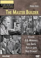 Master Builder [DVD] [Import]