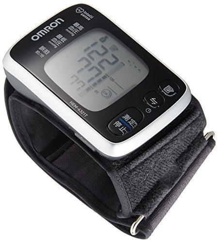 オムロン 手首式電子血圧計 HEM-6321T...