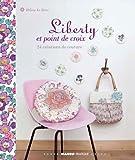 MANGO 「Liberty et point de croix」 クロスステッチ作品・図案集-フランス語