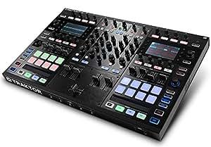 Native Instruments 4デッキ DJコントローラー TRAKTOR KONTROL S8