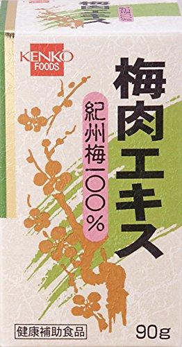 杉食 健康フーズ 梅肉エキス 紀州梅100% 90g B000FQSF10 1枚目