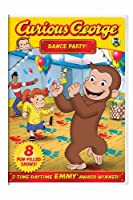 Curious George: Dance Party [DVD] [Import]