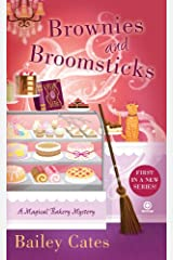 Brownies and Broomsticks: A Magical Bakery Mystery Kindle Edition