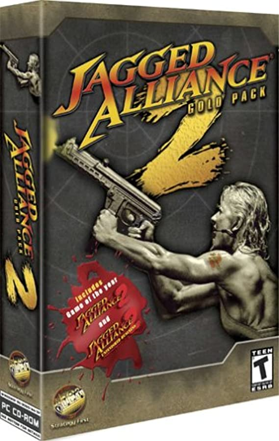 ダンスミニデマンドJagged Alliance 2 Gold Edition (輸入版)