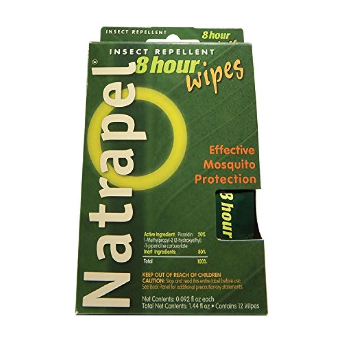 バージン支払い守銭奴Adventure Medical Natrapel 8-Hour Wipes - One Color, One Size by Adventure Medical Kits