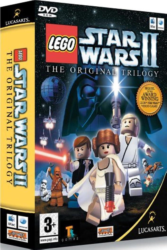 底あさりポンドLEGO Star Wars II: The Original Trilogy for Mac (10.4 or later) (輸入版)