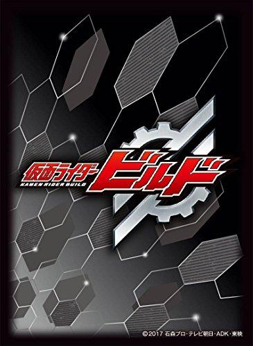 キャラクタースリーブ 仮面ライダービルド 仮面ライダービルド ロゴマーク (EN-616)