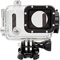 Boblov Accessories Parts For GitUp Git2 Sports Action Camera with A Keychain (Waterproof Case) [並行輸入品]