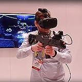 VRガン Bluetoothゲームガン 360°回転操作 ゲームパッド FPS/HTC VIVEに適応 (PC対応可)