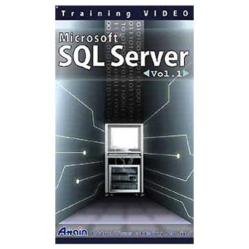 トレーニングDVD 誰でもわかるMicrosoft SQL Server Vol.1