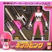 星獣戦隊ギンガマン 獣装光アーマーシリーズ5 ギンガピンク