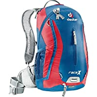 Deuter Race X steel-fire (red-blue)