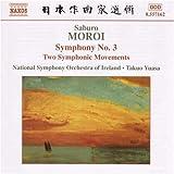 諸井三郎:交響曲 第3番・交響的二楽章他