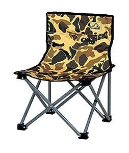 キャプテンスタッグ(CAPTAIN STAG) キャンプ用品 椅子 チェア キャンプアウト コンパクト チェア カモフラージュUC-1627