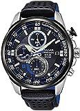 [セイコー パルサー] SEIKO PULSAR 腕時計 WRC RALLY ラリー ソーラー クロノグラフ PZ6007X1 メンズ [並行輸入品]